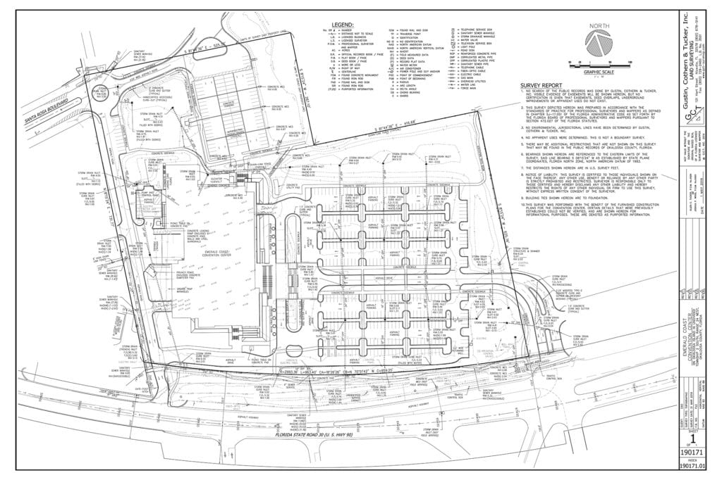 Image of a commercial project of GCT Surveying & Mapping