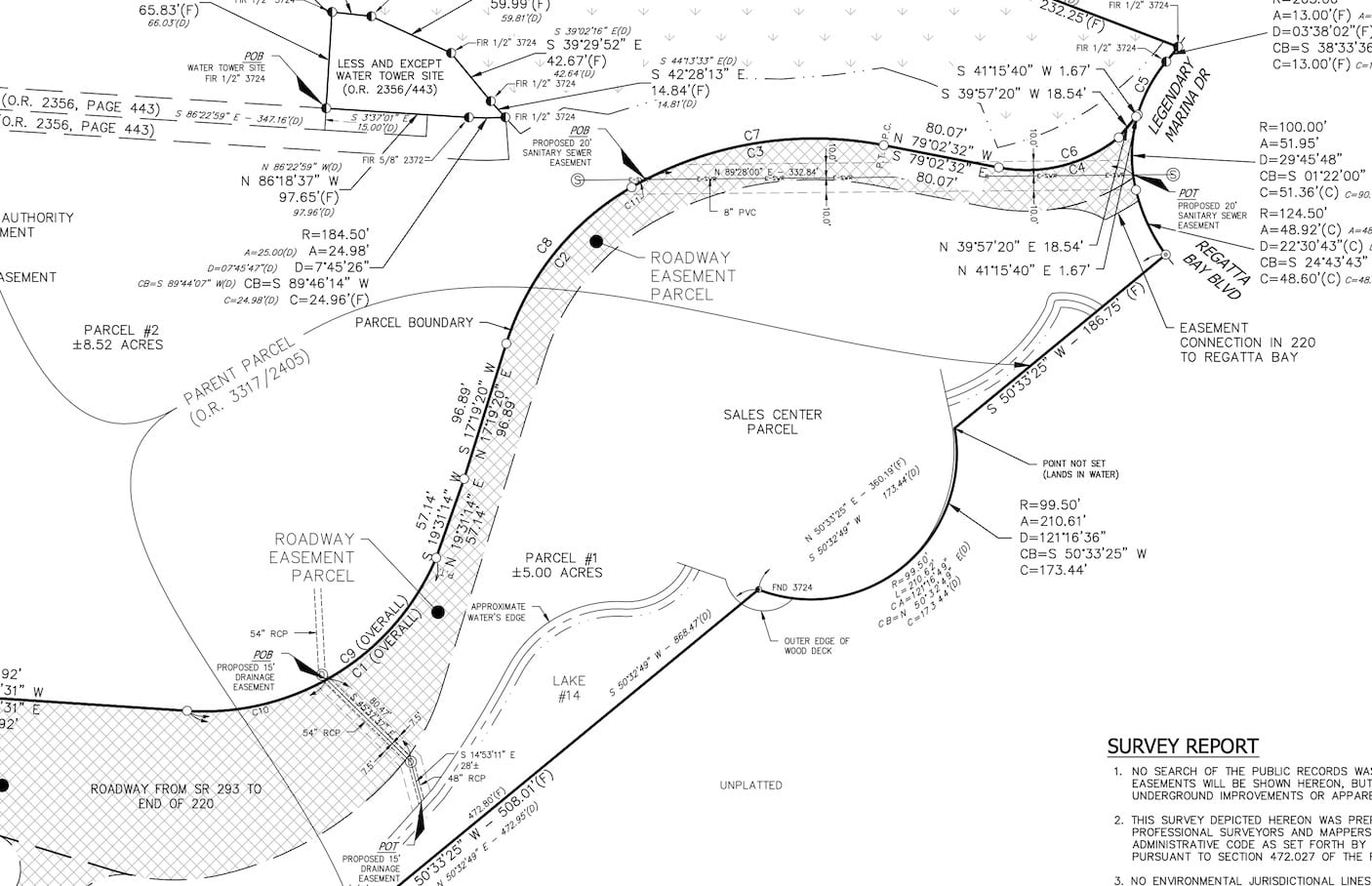 An image of a GCT Surveying & Mapping project